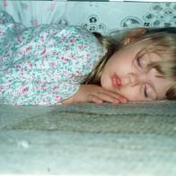 Sleepy girl 2000